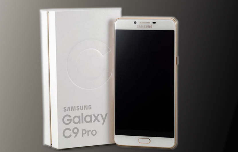 Samsung India announced the launch of the Galaxy C9 Pro