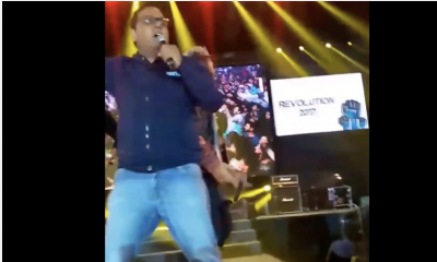 Paytm Founder Vijay Shekhar Sharma Gets Drunk