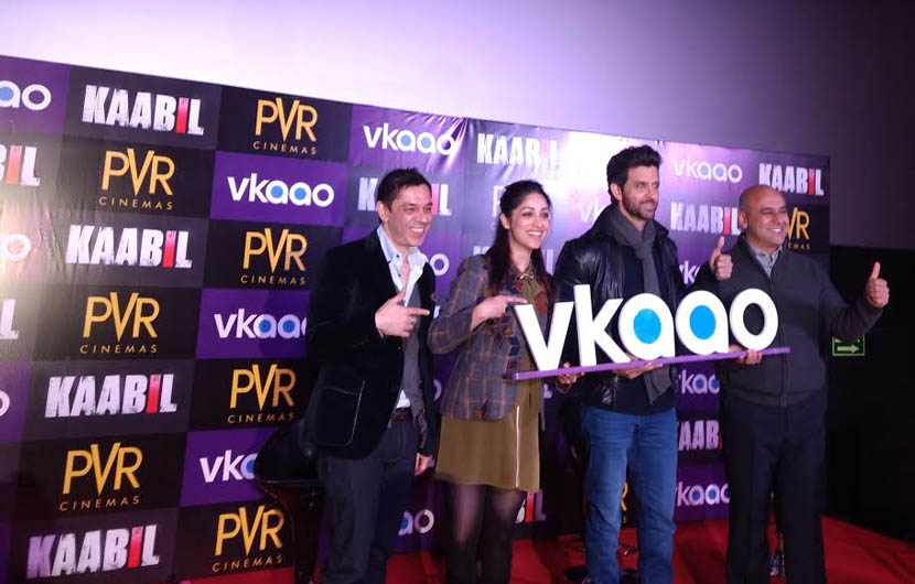 PVR launches VKAAO