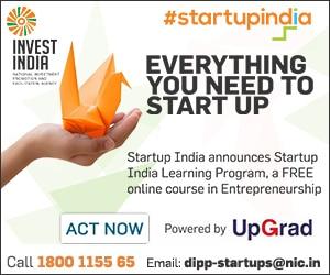 Startup Indian – Right Margin Block AD
