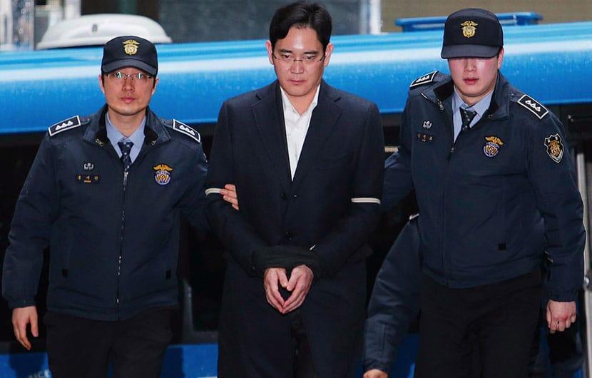 Heir to the Samsung empire