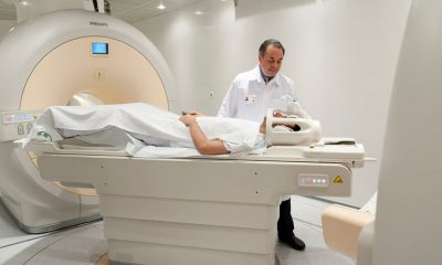 free MRI, PET and CT scans