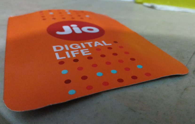 claims against Reliance Jio