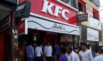 meat shops, KFC