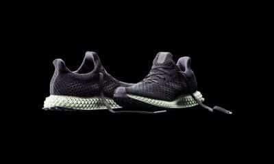 3-D printed soles