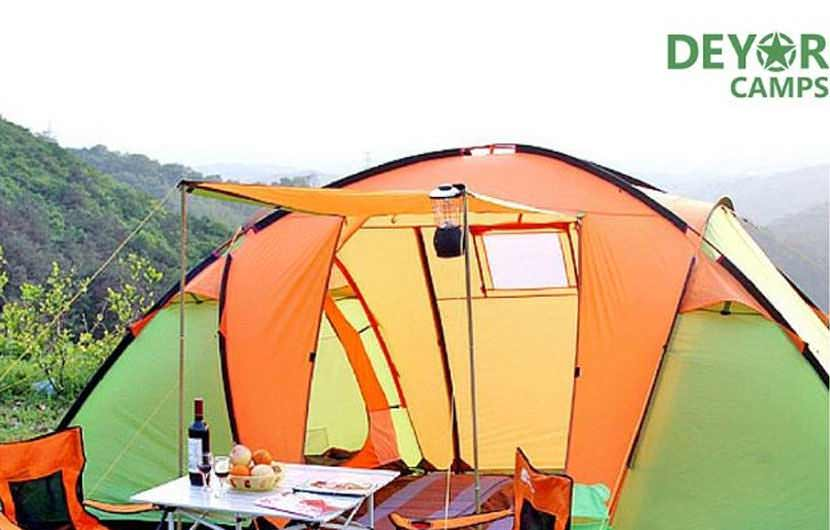 Adventure travel startup, Deyor Camps