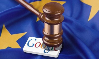 Google with a $2.7 billion fine