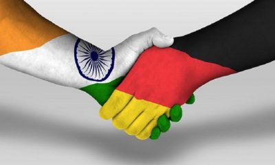 India, Germany