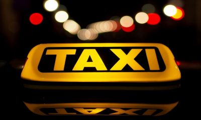 online taxi market