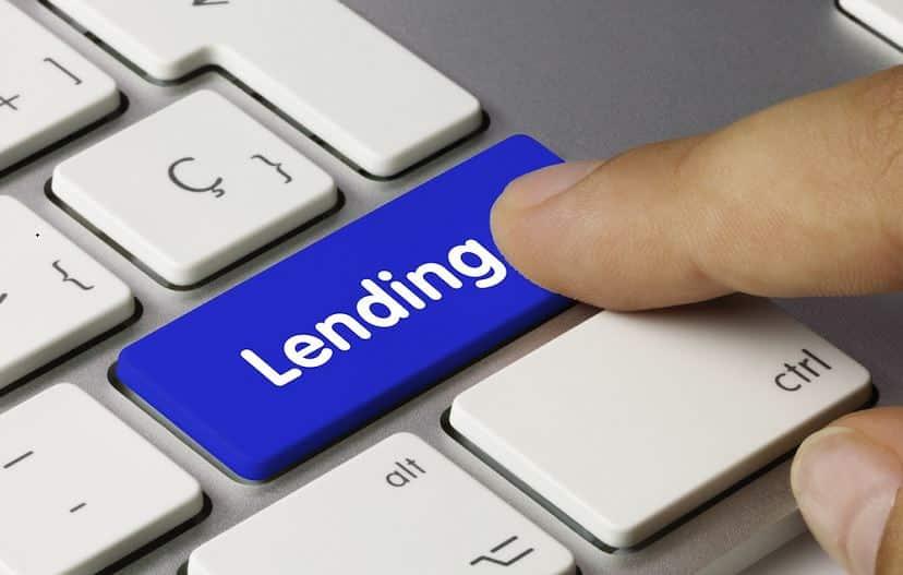 P2P lending market in India