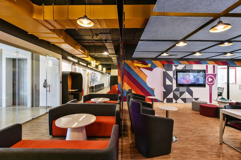co-working spaces across the country