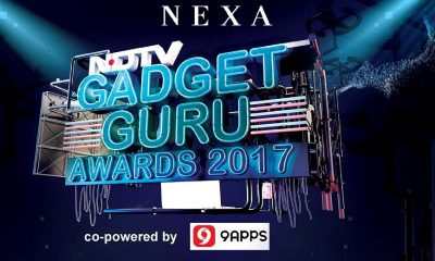NDTV Gadget Guru Awards 2017