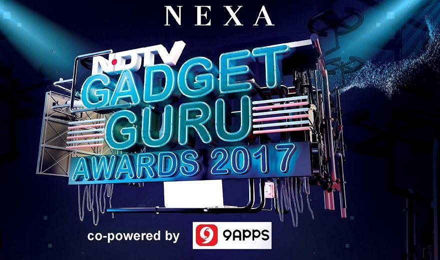 NDTV Gadget Guru Awards 2017