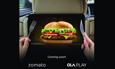 Ola and Zomato