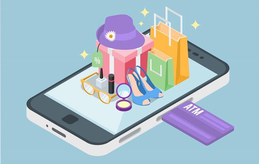 shift to mobile commerce or m-commerce