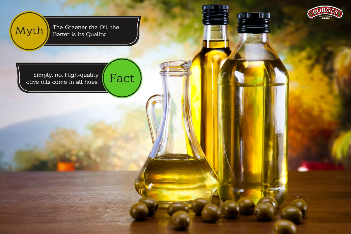 Borges India: Busting myths and stating facts about Olive ...