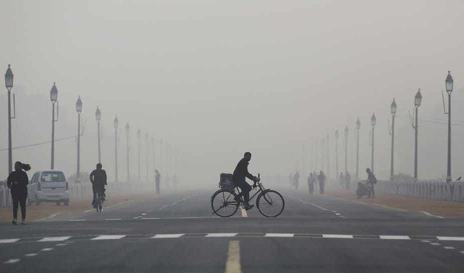 Delhi should follow Beijing's example in tackling air pollution