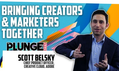 Scott Belsky Creative Cloud Adobe in conversation with Plunge Daily