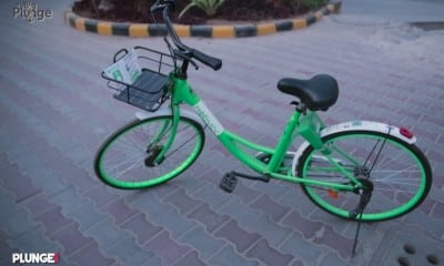 bicycle sharing startup