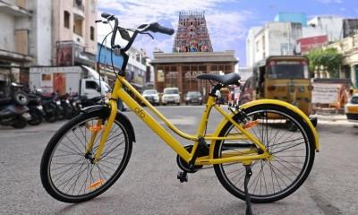 bike-sharing platform