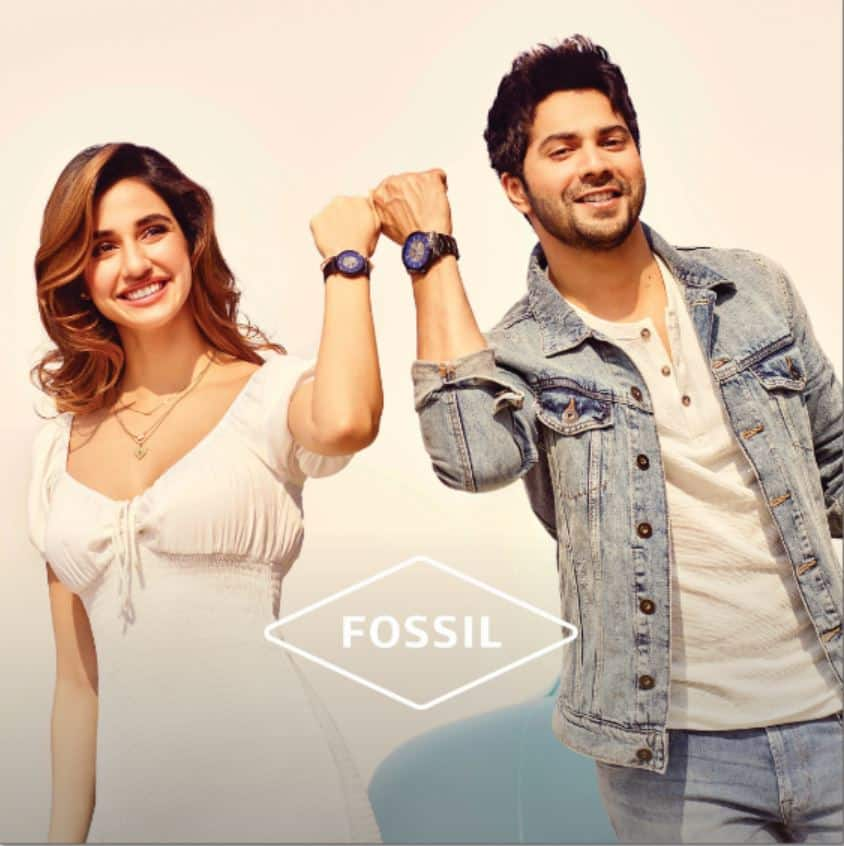 Fossil has come up with an exclusive Carlie & Townsman Automatic Black Stainless Steel (48) 'Matching Watches' for Raksha Bandhan celebration.