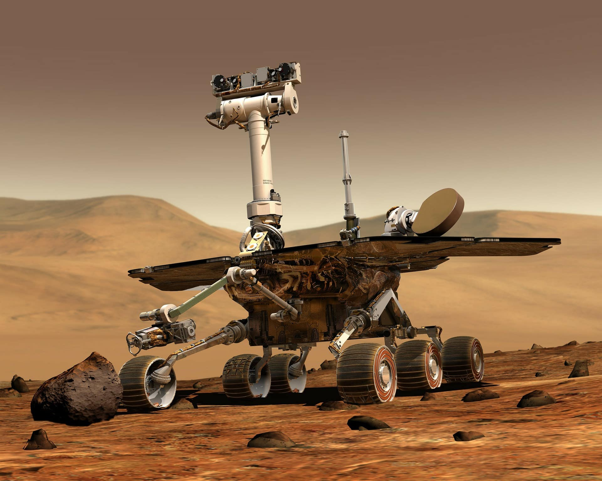 NASA Perseverance rover to look for signs of alien life on Mars