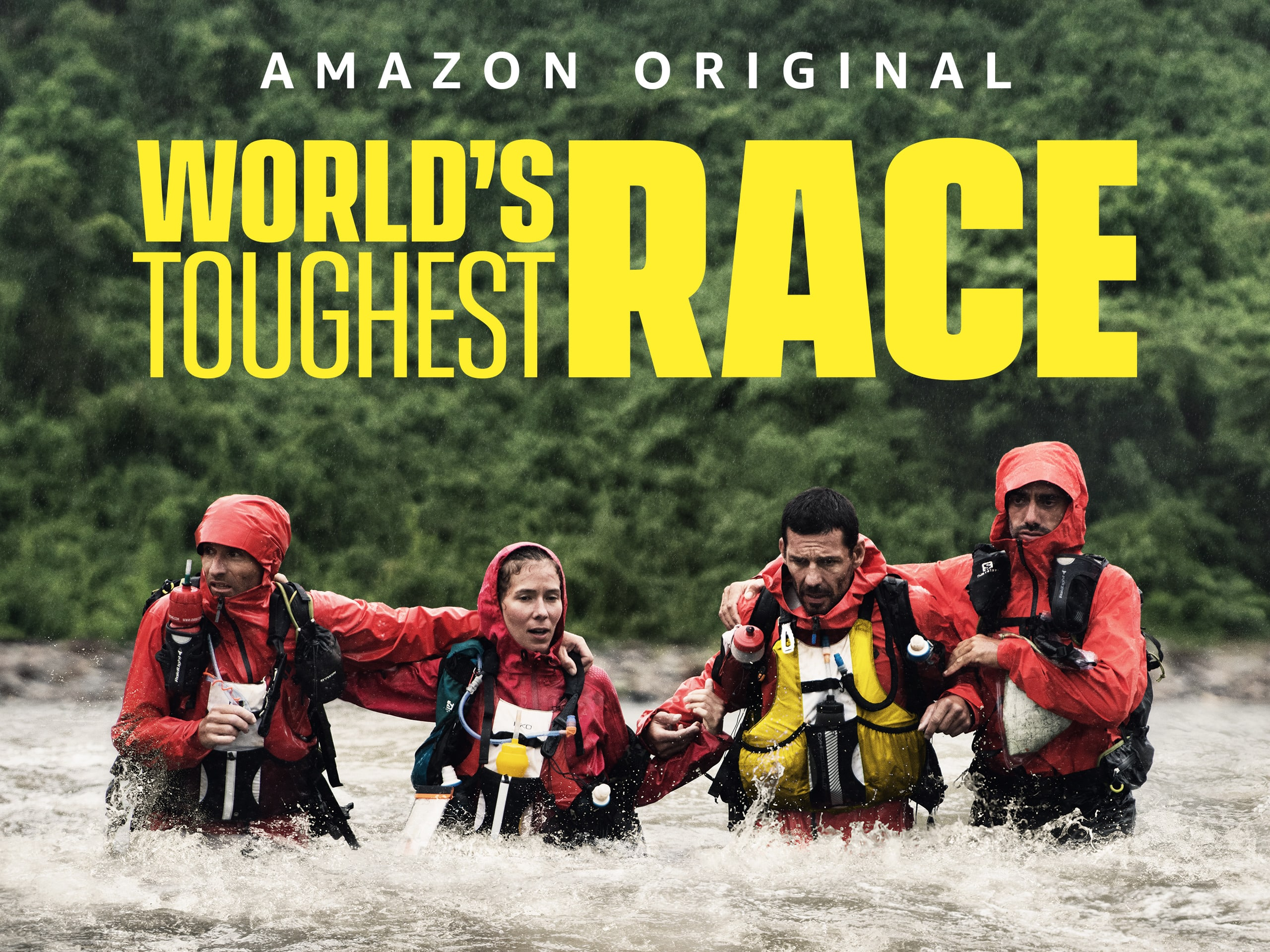 Amazon Prime Video World's Toughest Race: Eco-Challenge Fiji, mixed tale of physical challenge and real battles.