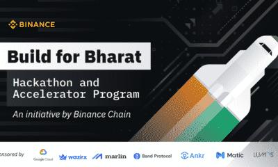Binance's 'Build for Bharat' hackathon to bridge the gap between blockchain and mass adoption