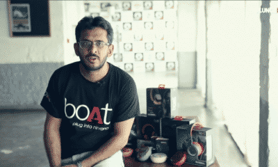 boAt Lifestyle cross Rs 500 crore in revenues in record time