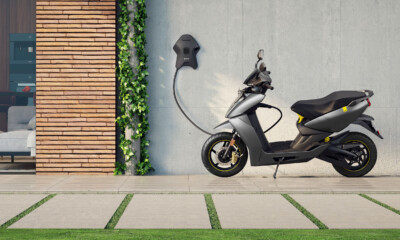 Ather Energy to start delivery of electric scooter 'Ather 450X' from Nov