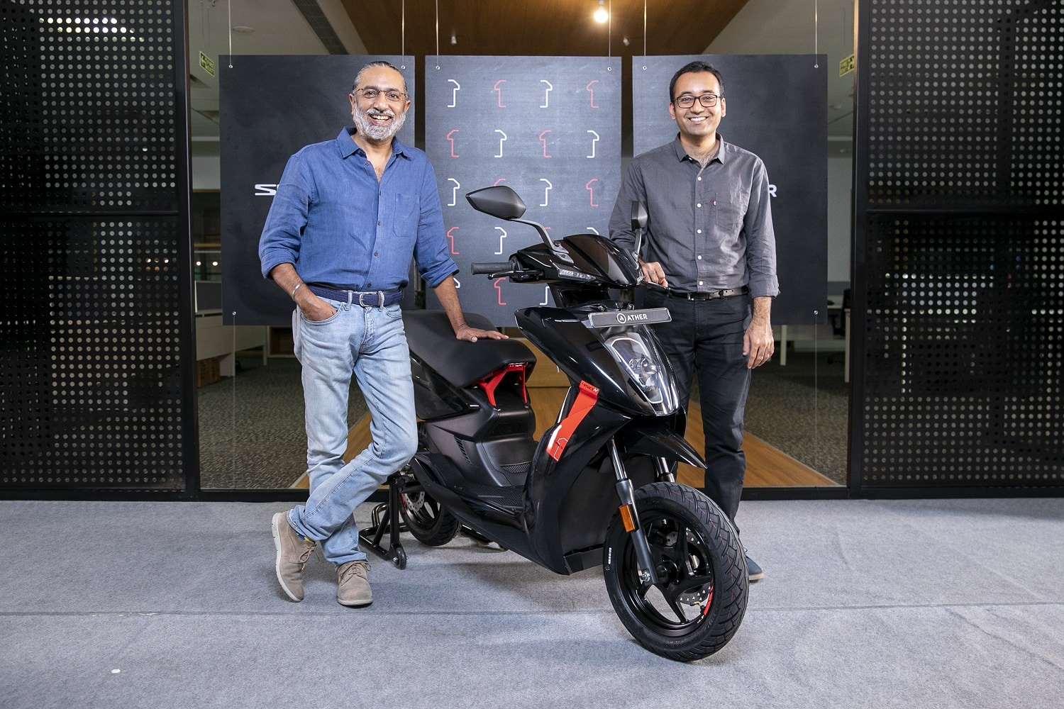 Ather Energy launches limited edition Series 1