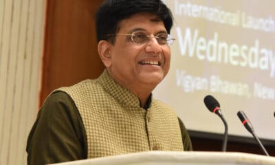 Exports, imports showing positive trends and capping under MEIS wont effect 98%: Piyush Goyal