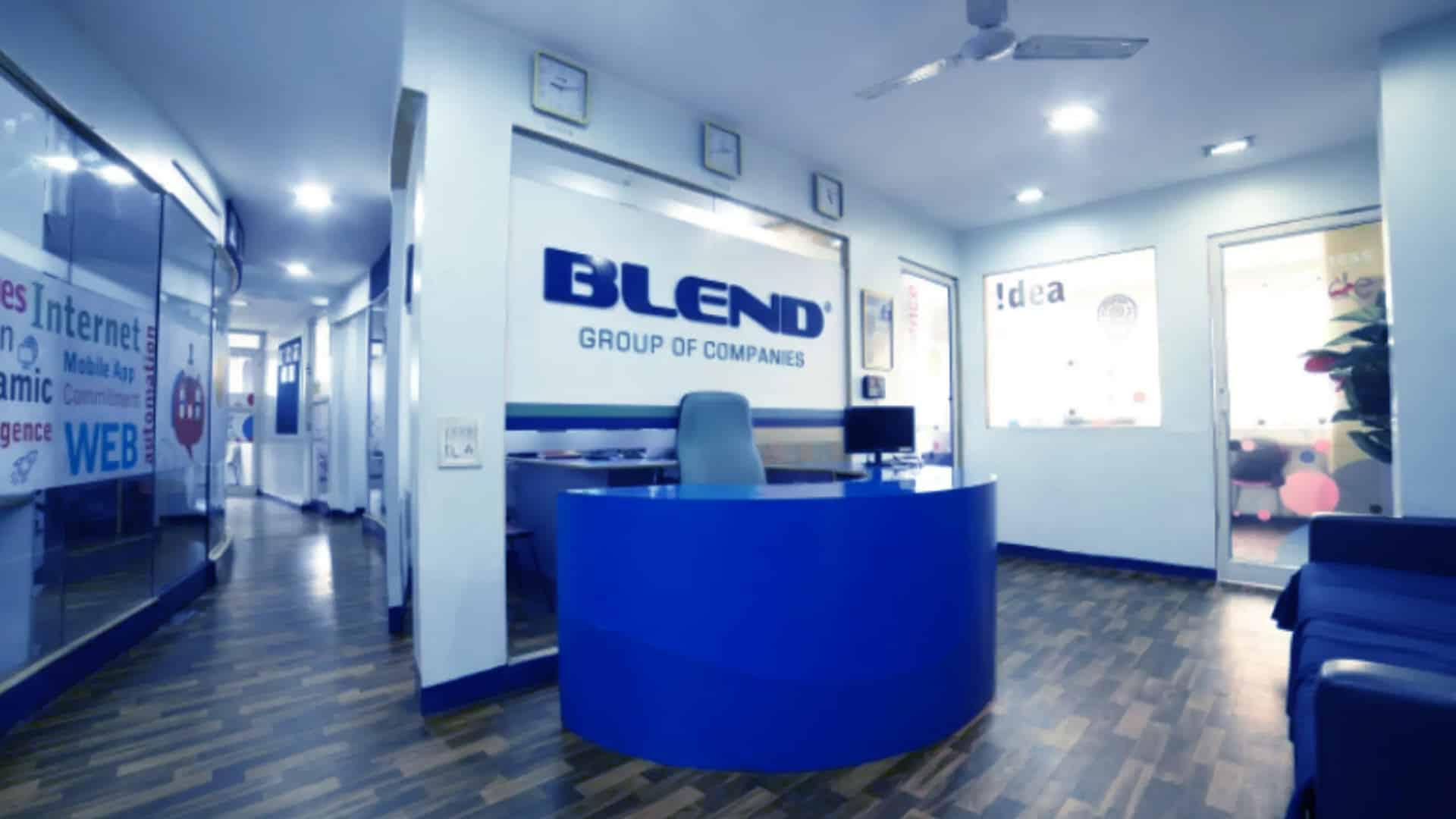 Blend Infotech_mybigplunge