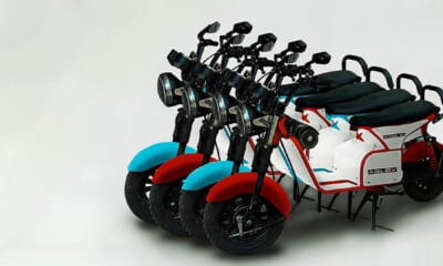 Electric Scooter Hyena M1_mybigplunge