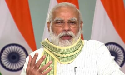 PM Modi for protecting world _mybigplunge