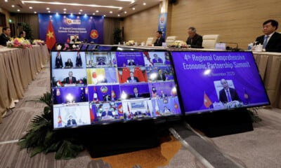 ASEAN, China, other partners set world's biggest trade pact