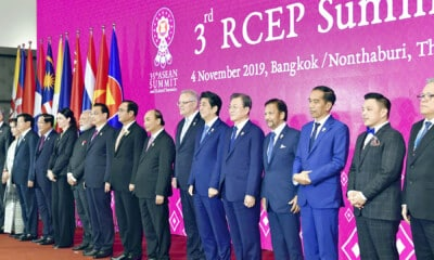 China terms RCEP as milestone of great significance