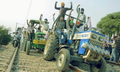 Farmer protests in Punjab: Railways cancelled 3,090 goods trains leading to loss of Rs 1,670 crore