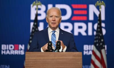 US President-elect Joe Biden calls for unity and healing