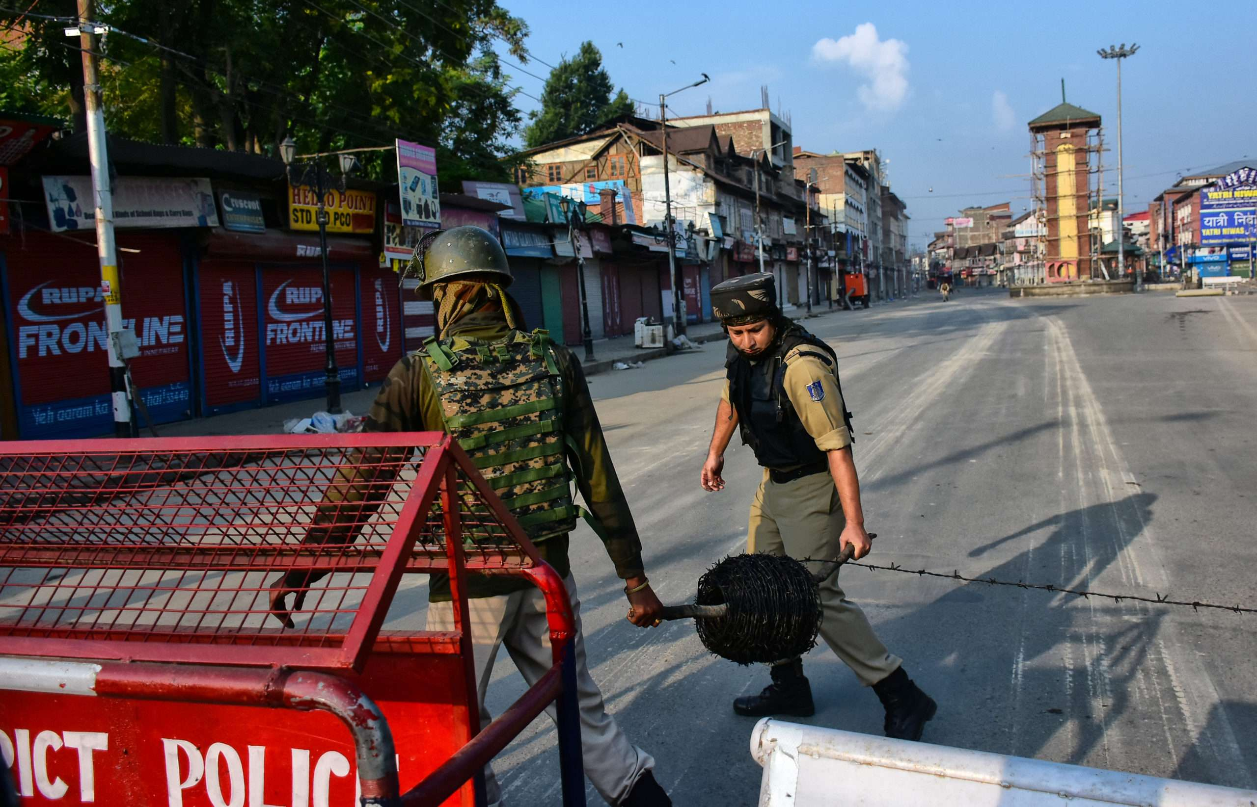 UT of J&K goes into polls, first DDC election since abrogation of Article 370