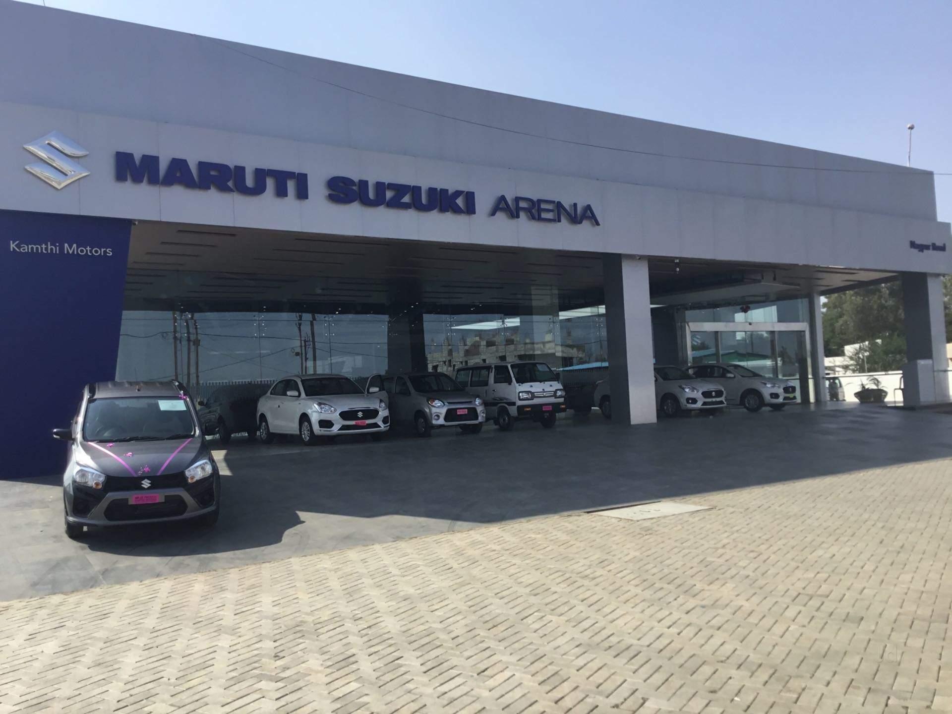 Maruti Suzuki sells over 2 lakh cars through its online sales platform
