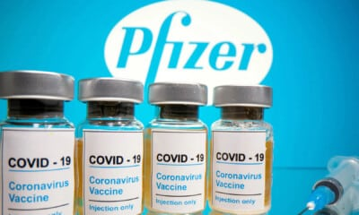 Pfizer shares surge nearly 4 pc on vaccine report