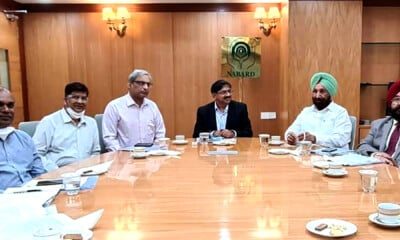 Punjab seeks Rs 1,000 cr from NABARD for cooperative institutions