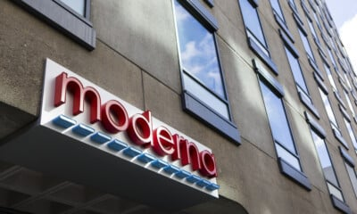 Moderna claims its COVID-19 vaccine is 94.5% effective