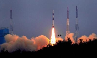 satellite launch/representational