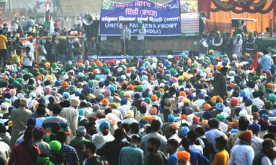Farmers' protest: Govt says ready to discuss its proposals; Unions threaten to intensify stir