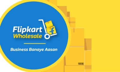 Flipkart Wholesale app logs 75 pc month-on-month growth in customer base