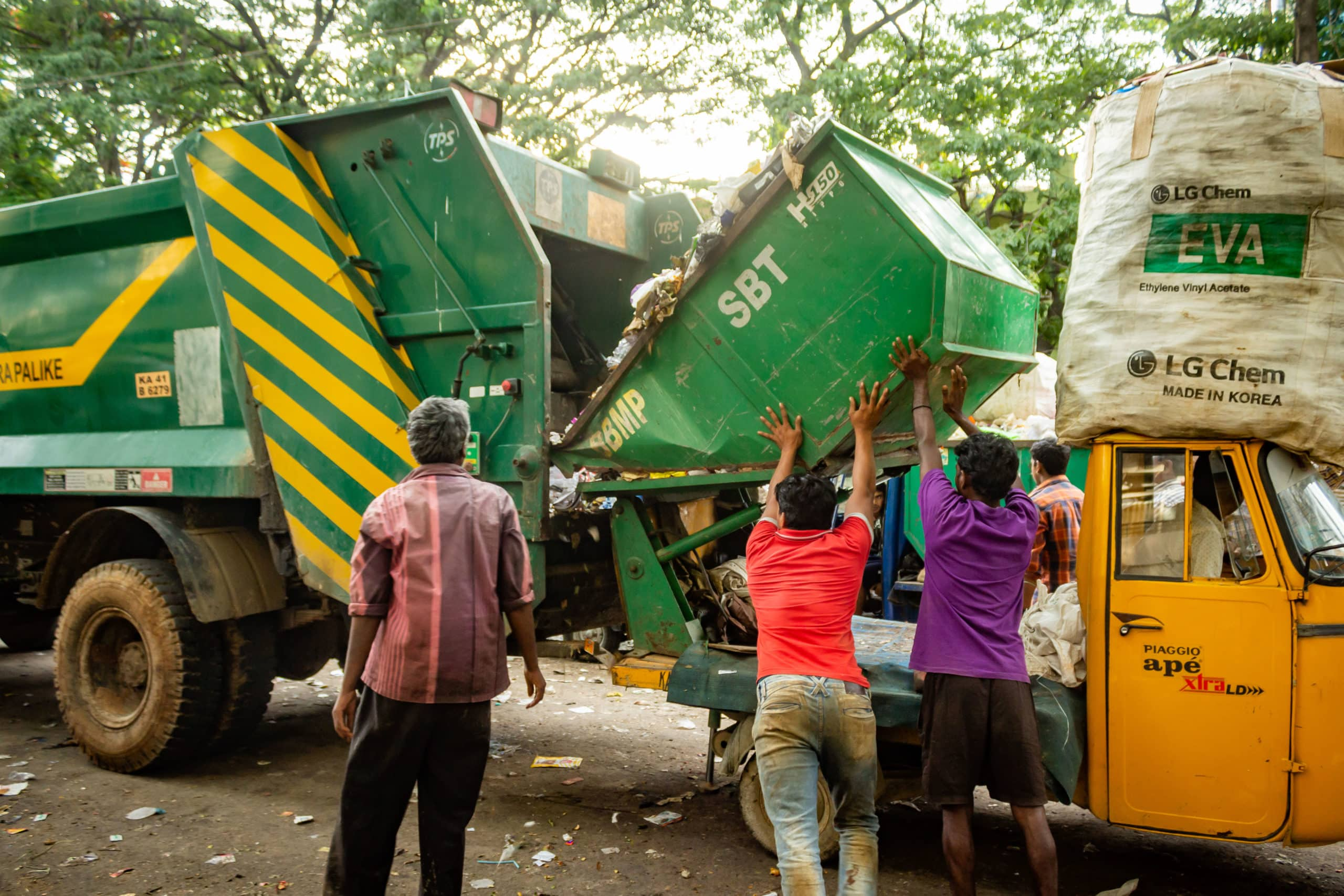 H&M Foundation and Social Alpha set to launch Techtonic - Innovations in Waste Management