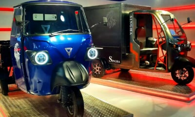 Omega Seiki ties up with CK Motors for electric three-wheeler sales in South India