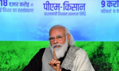 Political rivals misusing farmers'' protest to push their agenda; Govt willing to talk to all on farm issues: PM